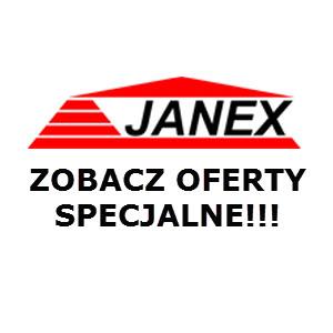JANEX Barlinek - oferty specjalne - ghb - mat. budowlane
