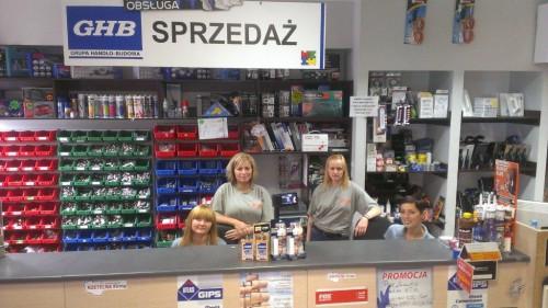 DZJAŁ HANDLOWY - Szan Chełmek GHB