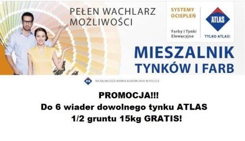 promocja tynki - szan chełmek - ghb.pl
