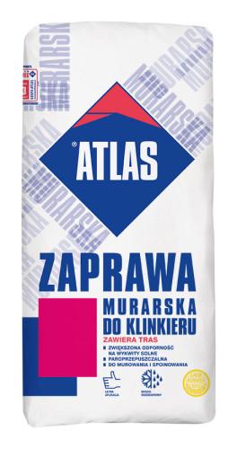ATLAS - zaprawa murarska do klinkieru - ghb