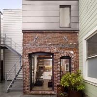 apartament w starej kotłowni - Brick House