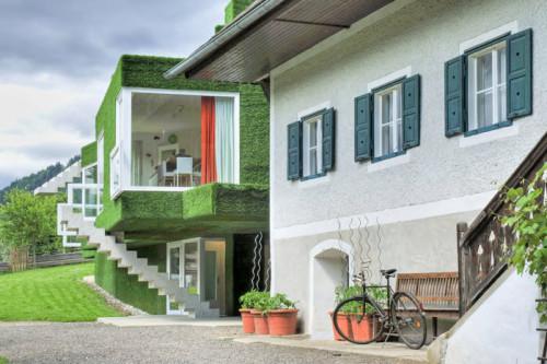 Dom z zieloną fasadą we Frohnleiten - ghb.pl - mat.budowlane3