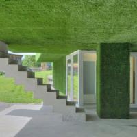 Dom z zieloną fasadą we Frohnleiten - ghb.pl - mat.budowlane6