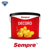farba akrylowa Sempre DECORO - GHB