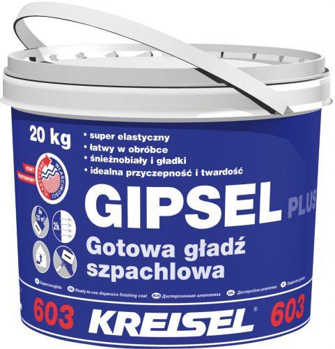 603 GIPSEL PLUS gotowa gładź - SuperPromocja w GHB