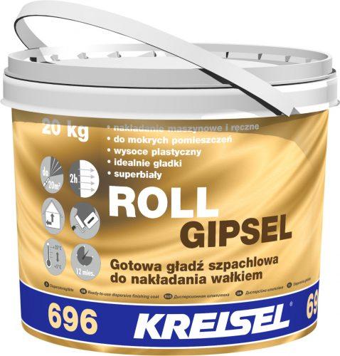 696 ROLL GIPSEL gotowa gładź - SuperPromocja w GHB